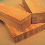 Klijuotos medienos ruošiniai