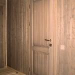 Medžio masyvo vidaus durys